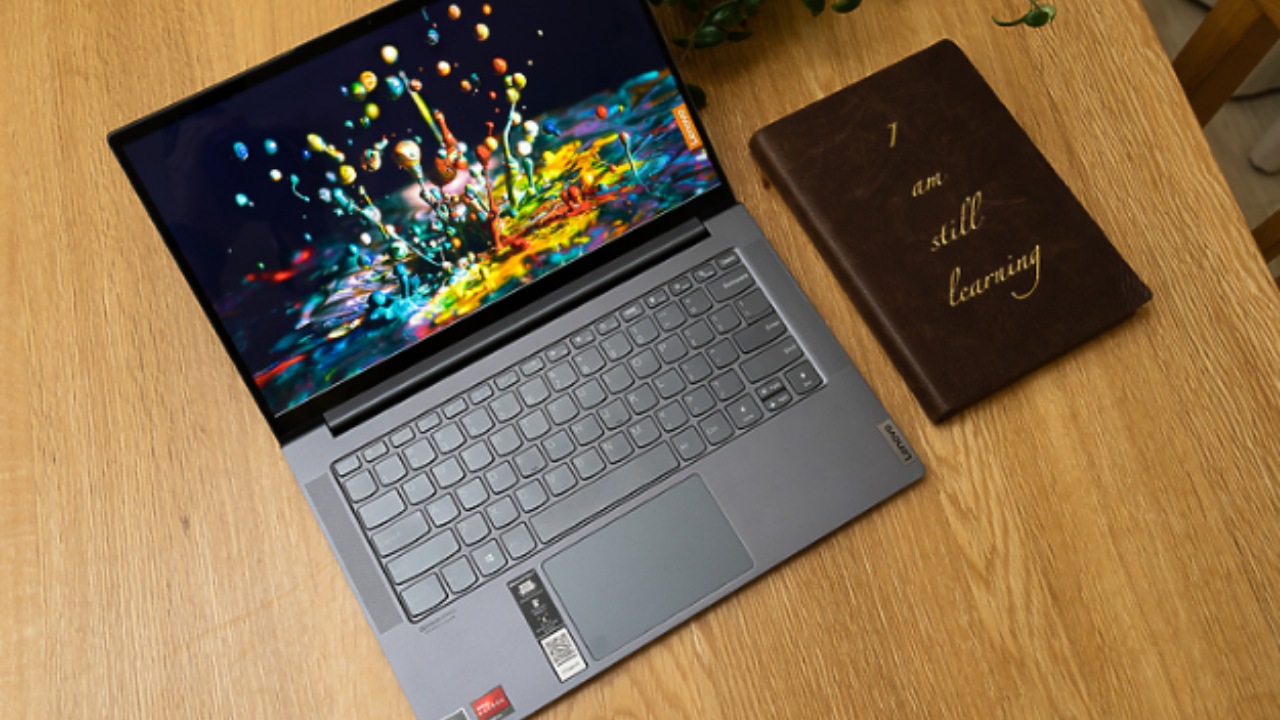 Lenovo IdeaPad Slim 7 with AMD Long battery life and robust performance!